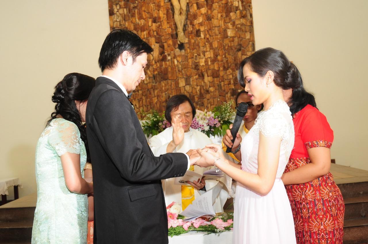 Nikah Beda Agama Takut Ini Prosedur Dan Syarat Pernikahan Secara Katolik Katolikana